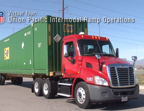 Union Pacific Ramp Operations
