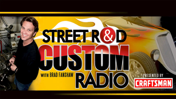 Street Rod and Custom Radio video. Omaha Video Production Company LP Photo Video.