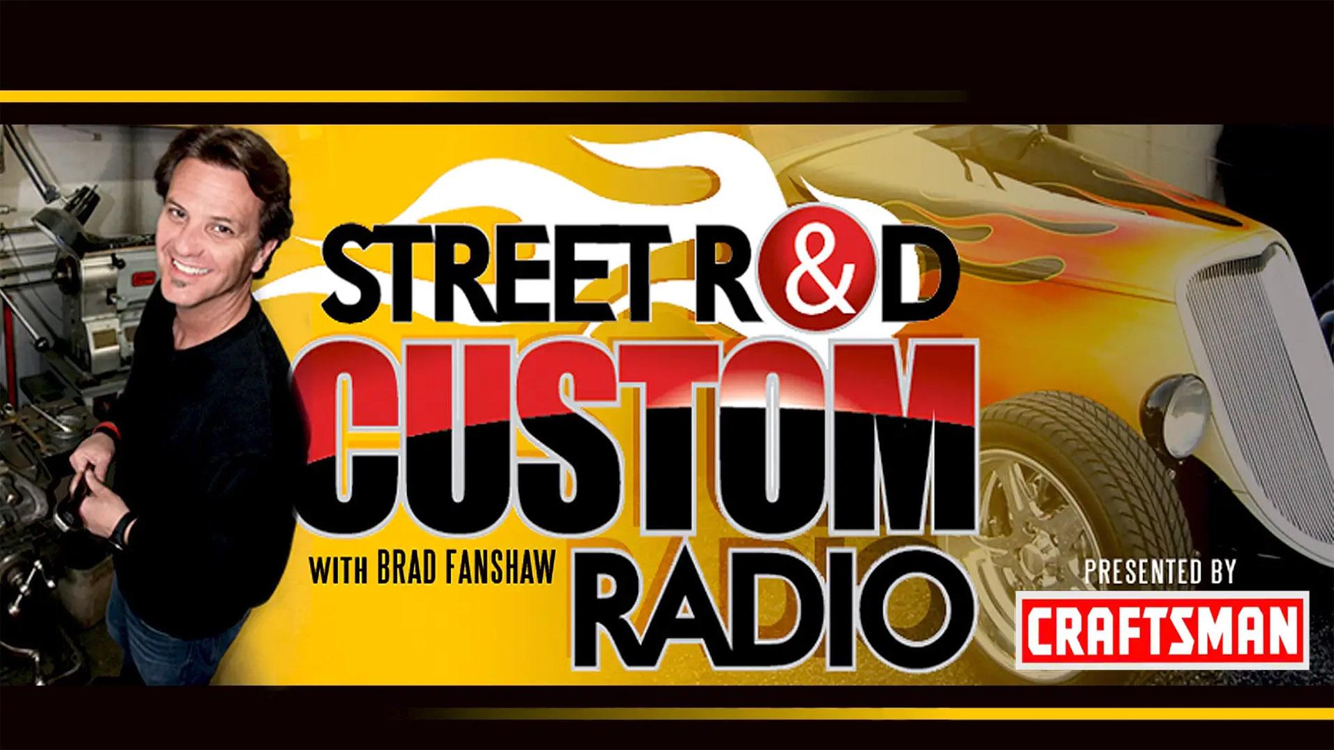 Street Rod and Custom Radio video. Omaha Video Production Company LP Photo Video.