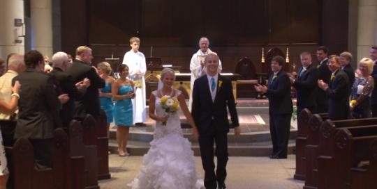 Wedding videography. LP Photo Video. Omaha Wedding Video.