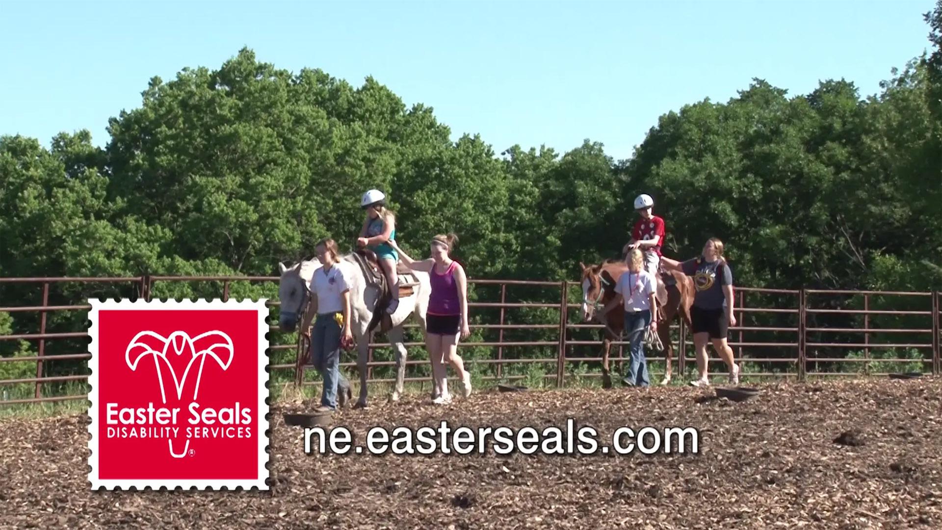 Easter Seals Nebraska. LP Photo Video. Omaha Video Production.