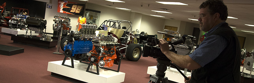 Speedway Motors. LP Photo Video. Omaha Video Production.