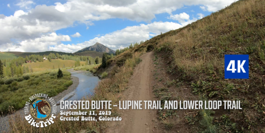 Crested Butte Lupine Trail – Omaha Video Production