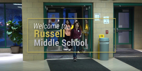 Millard Russell Middle School – Omaha Video Production